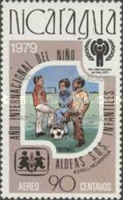 [Year of Liberation 1979 and Nicaragua's Participation in Olympic Games 1980 - International Year of the Child, type AZH1]