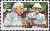 [Year of Liberation 1979 and Nicaragua's Participation in Olympic Games 1980 - The 100th Anniversary of the Birth of Albert Einstein, 1879-1955, type AZJ]