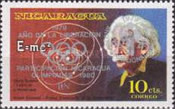 [Year of Liberation 1979 and Nicaragua's Participation in Olympic Games 1980 - The 100th Anniversary of the Birth of Albert Einstein, 1879-1955, type AZJ1]
