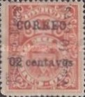 [Railroad Coupon Tax Stamps Overprinted