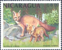 [Airmail - Animals, Typ CAC]
