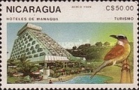 [Airmail - Tourism, Typ CCF]