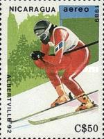 [Airmail - Winter Olympic Games - Albertville, France 1992, Typ CCY]