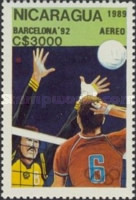 [Airmail - Olympic Games - Barcelona, Spain 1992, Typ CDL]