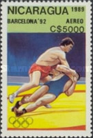 [Airmail - Olympic Games - Barcelona, Spain 1992, Typ CDM]