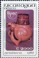 [Airmail - Art and Tradition of the Indian Aborines, Typ CDO]