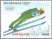 [Winter Olympic Games - Albertville, France 1992, Typ CFG]