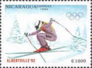 [Winter Olympic Games - Albertville, France 1992, Typ CFH]