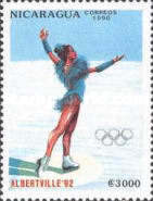 [Winter Olympic Games - Albertville, France 1992, Typ CFI]