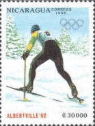 [Winter Olympic Games - Albertville, France 1992, Typ CFL]