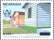 [Airmail - Stamps of 1987 Surcharged, type CFP]