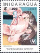 [Airmail - Stamps of 1987 Surcharged, Typ CFR]