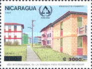 [Airmail - Stamps of 1987 Surcharged, type CFS]