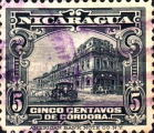 [Government Building in Managua and León Cathedral Both in 6 Different Frames, Typ CK]