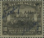 [Airmail Inland - Previous Issues Overprinted with Signatures from the Minister of Public Works and the Postmaster-General and Surcharged, Typ CM15]