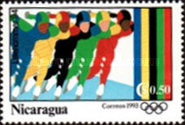 [Winter Olympic Games - Lillehammer, Norway 1994, Typ CNY]