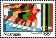 [Winter Olympic Games - Lillehammer, Norway 1994, Typ COA]