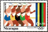 [Olympic Games - Atlanta, USA 1996, Typ COG]