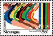 [Olympic Games - Atlanta, USA 1996, Typ COI]