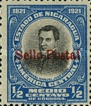 [Issues of 1921 Overprinted