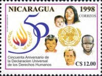 [The 50th Anniversary of the Universal Declaration of Human Rights, Typ DMO]