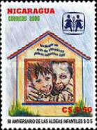 [The 50th Anniversary of SOS Children's Villages, type EBV]