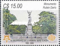 [The 50th Anniversary of Europa Stamps, type EFY]