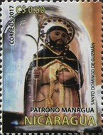 [Cultural Heritage Of Nicaragua, Typ EJX]