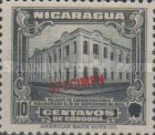[Opening of the Central Post Office in Managua, Typ FW7]