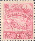 [Map of Nicaragua - With Watermark, type M34]