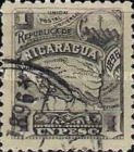 [Map of Nicaragua - Without Watermark, type M6]