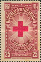 [Airmail - The 80th Anniversary of Red Cross, type MD]