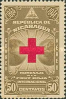 [Airmail - The 80th Anniversary of Red Cross, type ME]