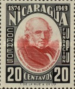 [The 75th Anniversary of Universal Postal Union, type PG]