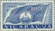 [Foundation of Organization of Central American States, type PX]