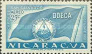[Airmail - Foundation of Organization of Central American States, type PX1]
