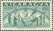 [Airmail - Foundation of Organization of Central American States, type QB1]
