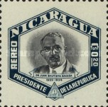 [Airmail - Presidents of the Republic, type QJ]