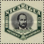 [Airmail - Presidents of the Republic, type QM]
