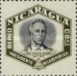 [Airmail - Presidents of the Republic, type QO]
