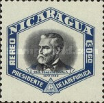 [Airmail - Presidents of the Republic, type QQ]