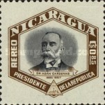 [Airmail - Presidents of the Republic, type QR]