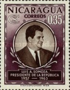 [Election of President Luis A. Somoza, Typ TS2]