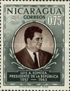 [Election of President Luis A. Somoza, Typ TS4]