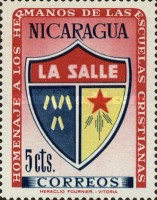 [Brothers of the Nicaraguan Christian Schools Commemoration and Hl. Jean-Baptist de La Salle, Typ UY]