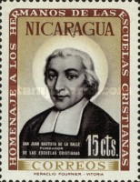 [Brothers of the Nicaraguan Christian Schools Commemoration and Hl. Jean-Baptist de La Salle, Typ VA]