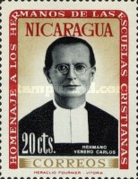 [Brothers of the Nicaraguan Christian Schools Commemoration and Hl. Jean-Baptist de La Salle, Typ VB]