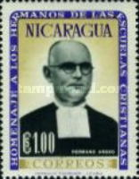 [Brothers of the Nicaraguan Christian Schools Commemoration and Hl. Jean-Baptist de La Salle, Typ VE]