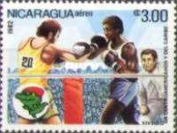 [Airmail - The 14th Central American and Caribbean Games, Typ XDE]