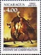 [Airmail - The 250th Anniversary of the Birth of George Washington, 1732-1799, Typ XDR]